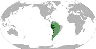 Blank Outline Map Of Trinidad And Tobago by Atlas Of Colombia Wikimedia Commons