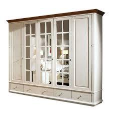 Schlafzimmerschrank Cabinet Kleiderschrank Lydia Aus Kiefer Massiv Pharao24 De