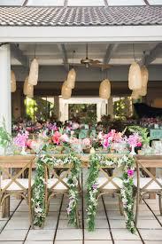 table and chair rentals big island martha stewart weddings big island hawaii wedding the sullivan