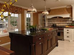 kitchen window design ideas appliances chrome pendant lighting with walnut kitchen island