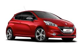 french cars peugeot peugeot 208 gti french pocket rocket revealed photos 1 of 7