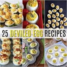 deviled egg tray 25 deviled egg recipes real housemoms