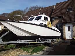 tremlett 21 fishing boat in southampton hampshire gumtree
