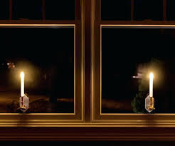 window candle lights with timer window candle lights sanabaloch com
