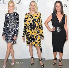 front row michael kors spring 2018 red carpet fashion awards