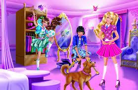 image barbie princess charm barbie movies 24751092