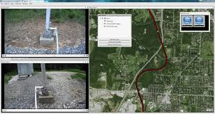 Asset Mapping Track U0026 Wayside Condition Survey Geodvr Rail Asset Video