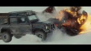 land rover spectre spectre land rover tv advert youtube
