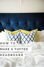 20 diy upholstered headboard projects curbly