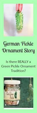 best 25 pickle ornament ideas on pickle