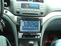 lexus is aftermarket navigation head unit possible to install navigation after acura tsx forum