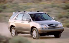 lexus suv 2002 2003 lexus rx 300 information and photos zombiedrive