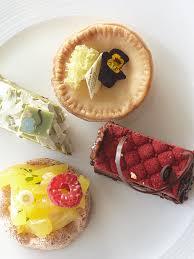 cuisine guadeloup馥nne 伦敦下午茶 英国航空