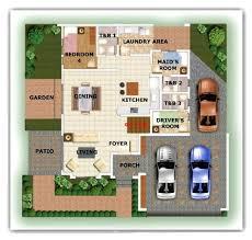 Philippine Home Design Floor Plans 3629