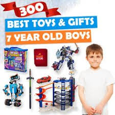 great gifts for 7 year boys birthdays gift