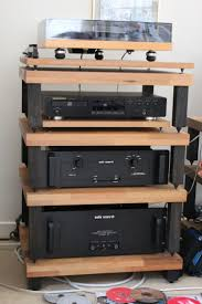 Audio Cabinets With Glass Doors Interior Design Home Stereo Cabinet Audio Tower Cabinet Av