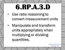 free 6th grade ratios and proportional relationships common core