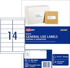 general use labels 938209 avery australia
