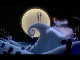 halloween light show nightmare before christmas image finale jpg the nightmare before christmas wiki fandom