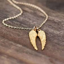angel wings gold necklace images Best 25 wing necklace ideas angel wing necklace jpg