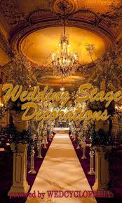 New Year Stage Decoration Ideas by Wedding Stage Decoration Android Apps On Google Play