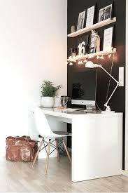 idee deco bureau noir et blanc 15 idées déco pour un look scandinave très chic