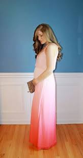 what i u0027m wearing ombre maxi dress lauren conrad kohl u0027s