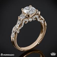 braided ring verragio braided 3 engagement ring 1997