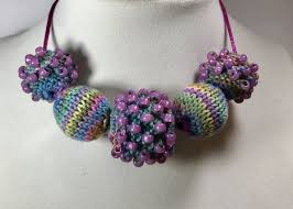 chunky beaded necklace images The 25 best chunky bead necklaces ideas chunky jpg