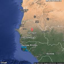 Dakar Senegal Map The Best Places To Go In Senegal Usa Today