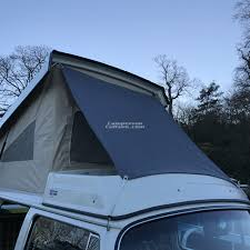 vw t2 bay westfalia front cargo rainfly sunshade