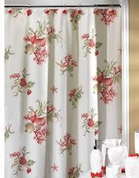 cheap design coral shower curtain u2014 interior exterior homie