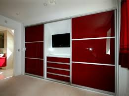 red bedroom furniture bespoke fitted bedroom furniture interior4you
