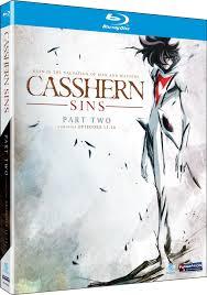 casshern sins casshern sins part 2 blu ray
