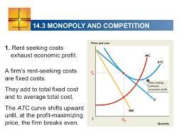 Seeking Vost Monopoly