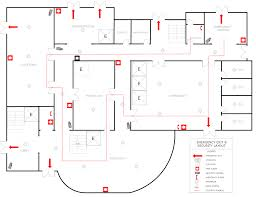 Free Floor Plan by Plan Hospital Evacuation Plan Example Large Remarkable Free Floor