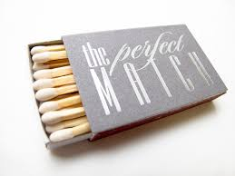 wedding matches the match custom wedding matches foil sted