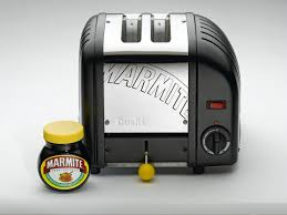 Duralit Toaster Marmite Toaster Special Edition Toaster From Dualit