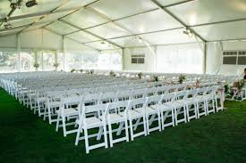 Chairs And Table Rentals Action Tents And Rentals Florida Tent And Party Rentals