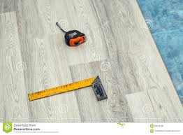 wood flooring installation and tools stock photo image 60076739