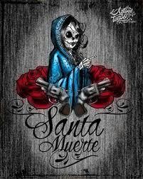 la nina de muchas caras u2013 the many faces of santa muerte u2013 most