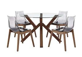 Dining Table And 4 Chairs Mikado Dining Table And 4 Chairs Calligaris Furniture