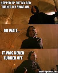 Professor Snape Meme - image 224236 severus snape know your meme