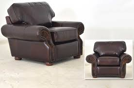 Recliner Chair Side View Ariano Sofa U2039 U2039 The Leather Sofa Company