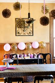 cheetah print party supplies simple cheetah birthday party ideas overstuffed