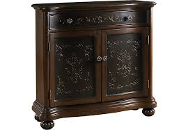 accent cabinets u0026 chests with doors drawers and more