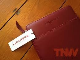 review lacambra handmade luxury leather ipad case