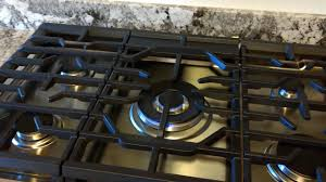 Samsung Cooktops Electric Samsung Gas Cooktop Installation 2 Youtube