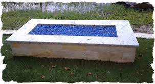 Granite Fire Pit by Fire Pits