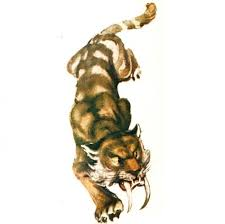 saber tooth tiger by leonid vladimirsky tristan